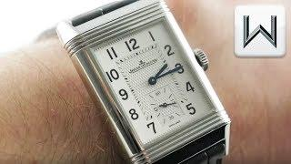 Jaeger-LeCoultre Reverso Classic Duoface (Q38484AF) Luxury Watch Review