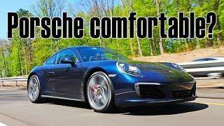 Is a Porsche Sports car comfortable? - 911 Boxster Cayman