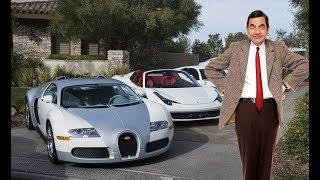 Luxury Life Of Rowan Atkinson (Mr.Bean) 2018