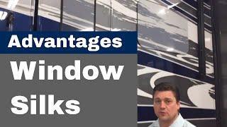 Window Silks - Luxury fifth wheels - Profusion Graphics
