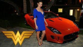 Gal Gadot's [ Wonder Woman ] Luxury Car Collection.