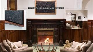 Solo Driven Art in Luxury Interior Design