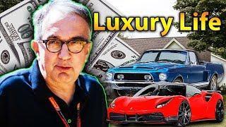 Sergio Marchionne Luxury Lifestyle | Bio, Family, Net worth, Earning, House, Cars