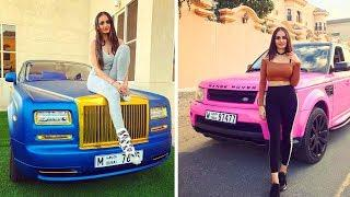 Luxury Life of Lana Rose - Mo Vlogs Sister | Luxury Super Cars
