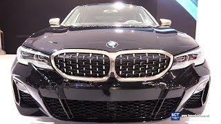 2020 BMW M340i xDrive - Exterior and Interior Walkaround - Debut 2018 LA Auto Show