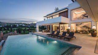 Luxury World   Modern luxury villa in La Alqueria, Benahavis, Spain
