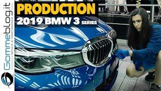 BMW 3 Series 2019 CAR FACTORY Production | HOW IT'S MADE New 3-series