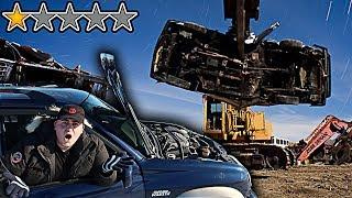 Worst Reviewed JunkYard In My City!! | *Treasure Hunting* | ( I FOUND A LUXURY CAR AT JUNKYARD!)