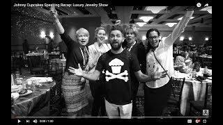 Johnny Cupcakes Speaking Recap: Luxury Jewelry Show