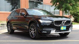 The BEST $70k Luxury Car That No One Buys | 2018 Volvo V90 CC Review!