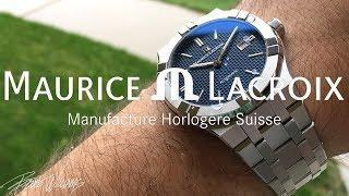 Maurice Lacroix Aiken Automatic - Luxury Royal Oak Alternative