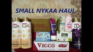 Small Nykaa Haul Latest | Lux products, Face cream etc...