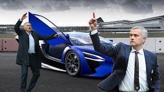 Jose Mourinho's Luxury Lifestyle 2018