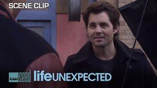 Life Unexpected | Jones Asks Lux Out On A Date | CW Seed