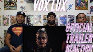 Vox Lux Official Trailer Reaction