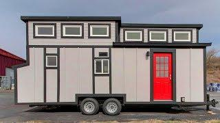 Fully Furnished Luxury Tiny House on Wheels For Sale Under $70K