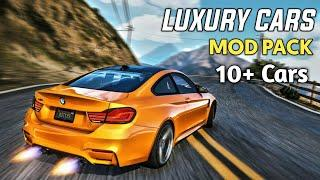 Luxury Cars Mod Pack GTA SA ANDROID|New Mod Gta Sa Android|Perimum cars mod pack GTA SA ANDROID