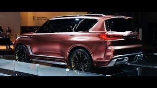NEW 2019 - Infiniti QX80 Monograph Super Sport Luxury SUV - Full HD 1080p