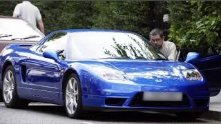 Rowan Atkinson Luxury Cars Collection 2018