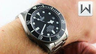 Tudor Pelagos 25600TN (COSC Chronometer / Ceramic Bezel) Luxury Dive Watch Review