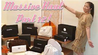 Luxury Bag Haul 2019 Part 12! In my new Home!