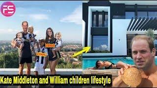 Kate & William Luxurious House Inside View, Lifestyle, Income, relationships, Education, Family