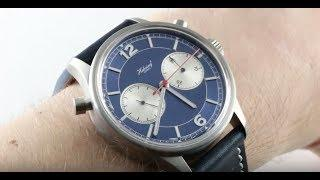 Habring Doppel 3 (DOPPEL3-TI-BLUE) Luxury Watch Review