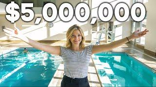 $5,000,000 Seattle LUXURY Penthouse Tours