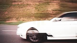Fleet of luxury cars