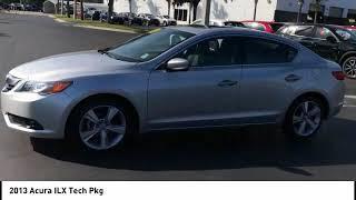 2013 Acura ILX Daytona Beach FL 18395B