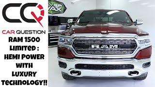 2019 Ram Limited Review | Thirsty Hemi but with Luxury GOODIES!! | Part 1/5