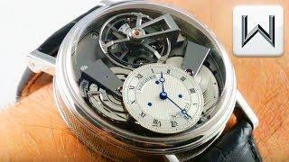 Breguet Tradition Grand Complication Tourbillon Fusee (7047PT/11/9ZU) Luxury Watch Review