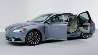 2019 Lincoln Continental Coach Door Edition - Best American Luxury Car