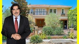 Alfred Molina House Tour $2950000 Hollywood Luxury Lifestyle 2018