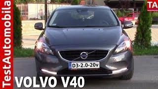 VOLVO V40 2.0 D3 150 KS - Švedski šmeker