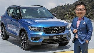 FIRST LOOK: 2018 Volvo XC40 T5 R-Design in Malaysia - RM256k