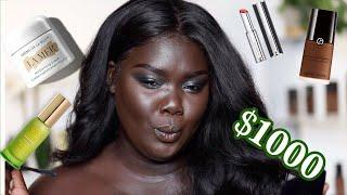 RUNWAY READY BEAT USING HIGH-END LUXURY PRODUCTS ONLY | Nyma Tang