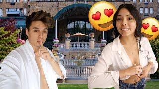 SURPRISING GIRLFRIEND WITH LUXURY HOTEL!!