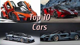 Top 10 Sexiest Cars enjoy luxury cars