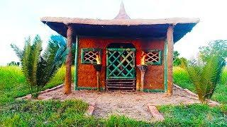 Building Beautiful Mini Luxury Mud House