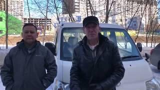 Отзыв о работе компании Luxury Auto (Люкс Авто) Новосибирск Новосибирск №258 Toyota Lite Ace
