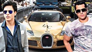 Shahrukh Khan vs Salman Khan Luxurious Cars 2018 ★