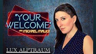 """""""YOUR WELCOME"""" Ep. 028 - On the Spot - Lux Alptraum"""