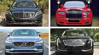 TOP 20 Best Luxury Sedan 2017