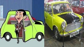 Mr Bean Animated Series Characters In Real life