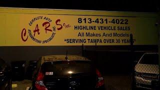 St. Pete man bought $200,000 worth of luxury cars with bad checks, cops say