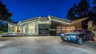 Ultra-Luxury Custom Built Modern Masterpiece Listed at $16,580,000