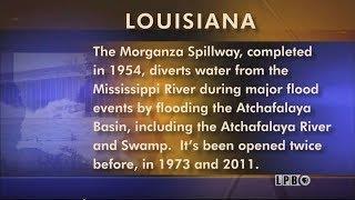 Morganza Spillway, Ruston Update, Hurricane Season, World War II Museum | 5/31/19 | LSWI