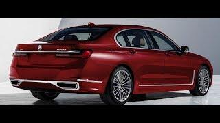 NEW 2020 - BMW 7 Series Super Luxury V8 4.4l 465 hp - Interior and Exterior Full HD 1080p