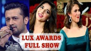 Lux Style Awards Full Show 2019 | Award Night Main Event Atif Aslam Performance